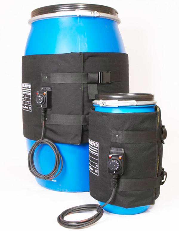 Crn tecnopart s a calentadores para bidones for Tambores para agua
